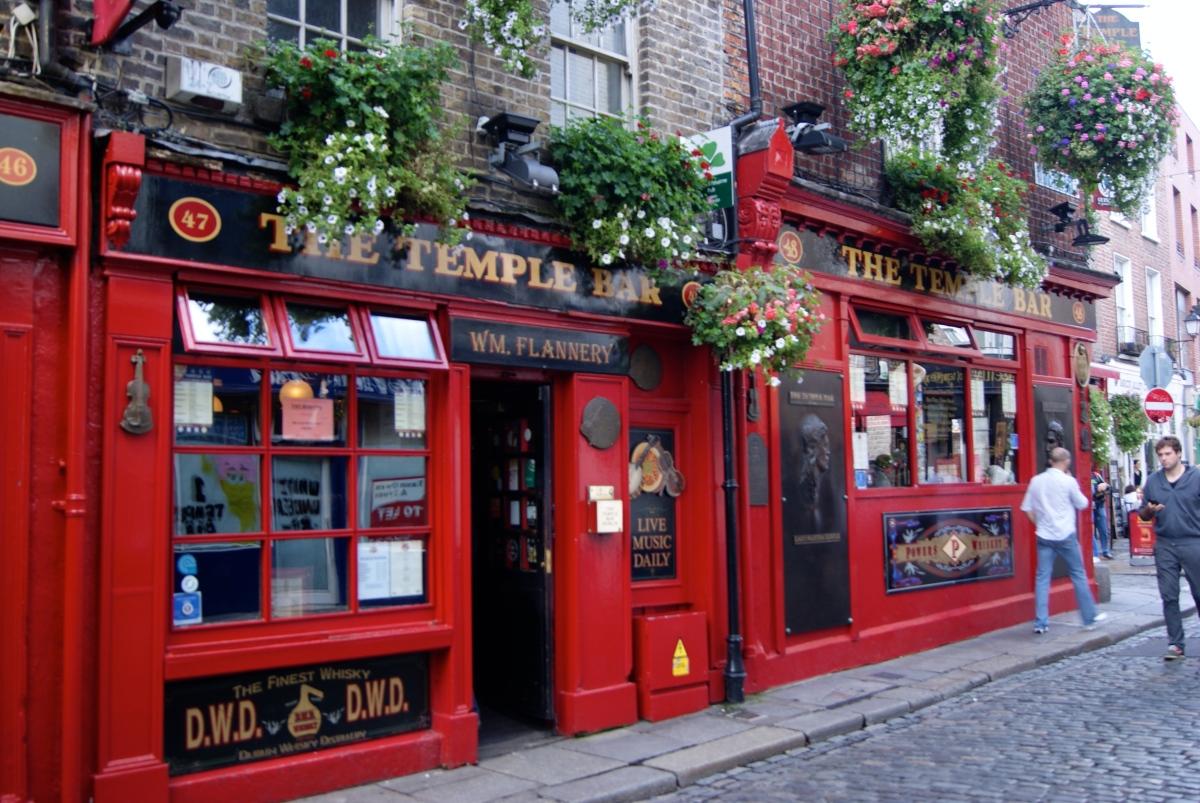 Dublin - part I