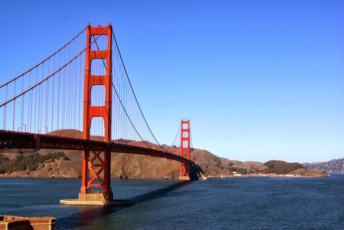 L'année où j'ai passé Noël en Californie : San Francisco