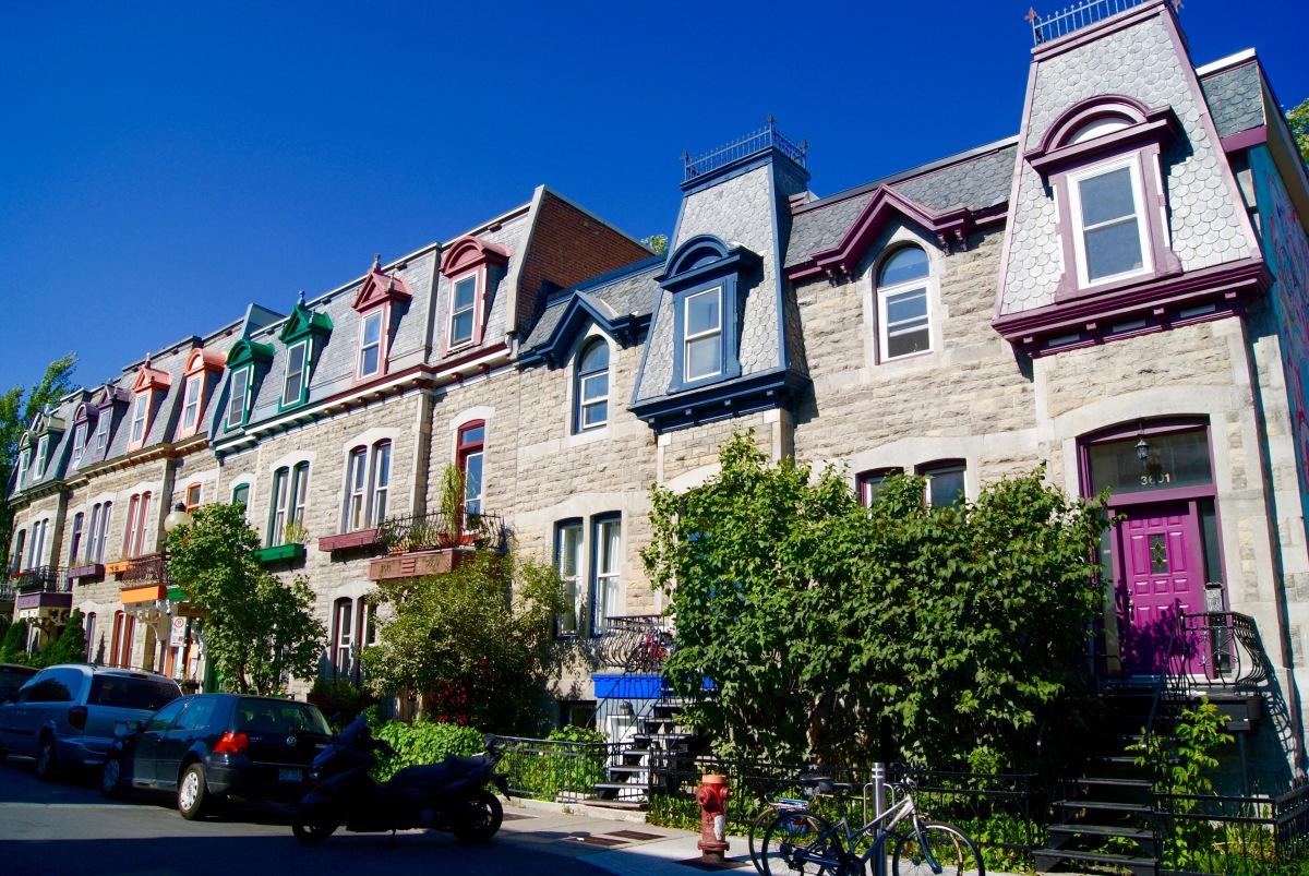 Maple Moon (1) : Montréal, Parc et Plateau du Mont Royal