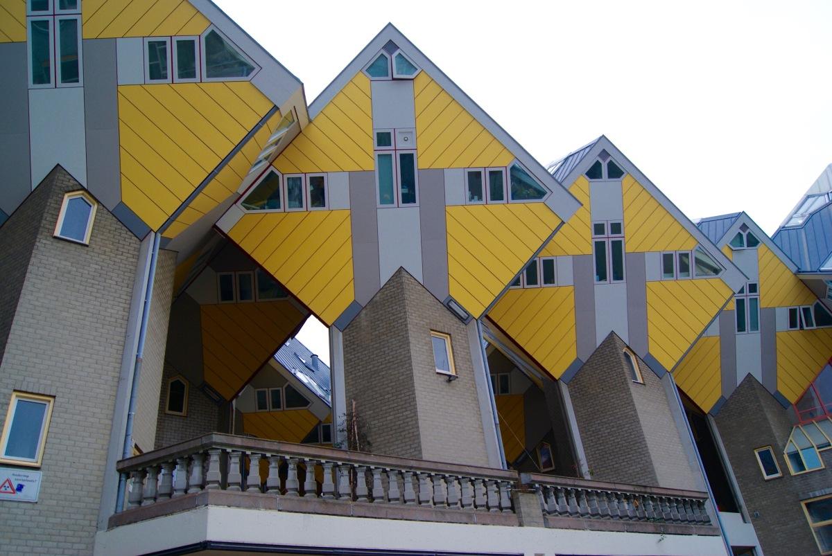 Une après-midi à Rotterdam / An afternoon in Rotterdam