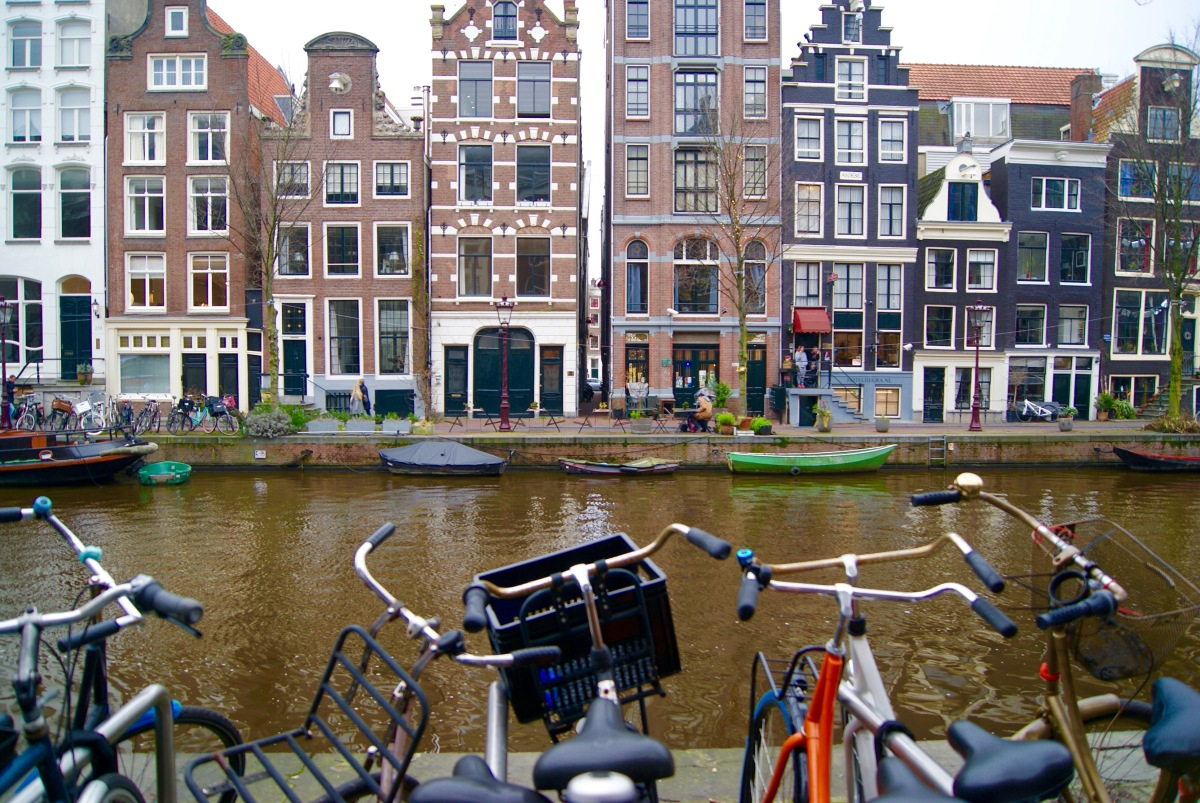 Free visits in Amsterdam