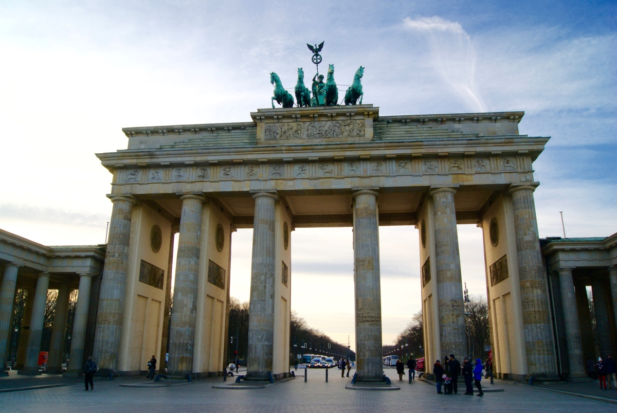 One month, one city - December: Berlin