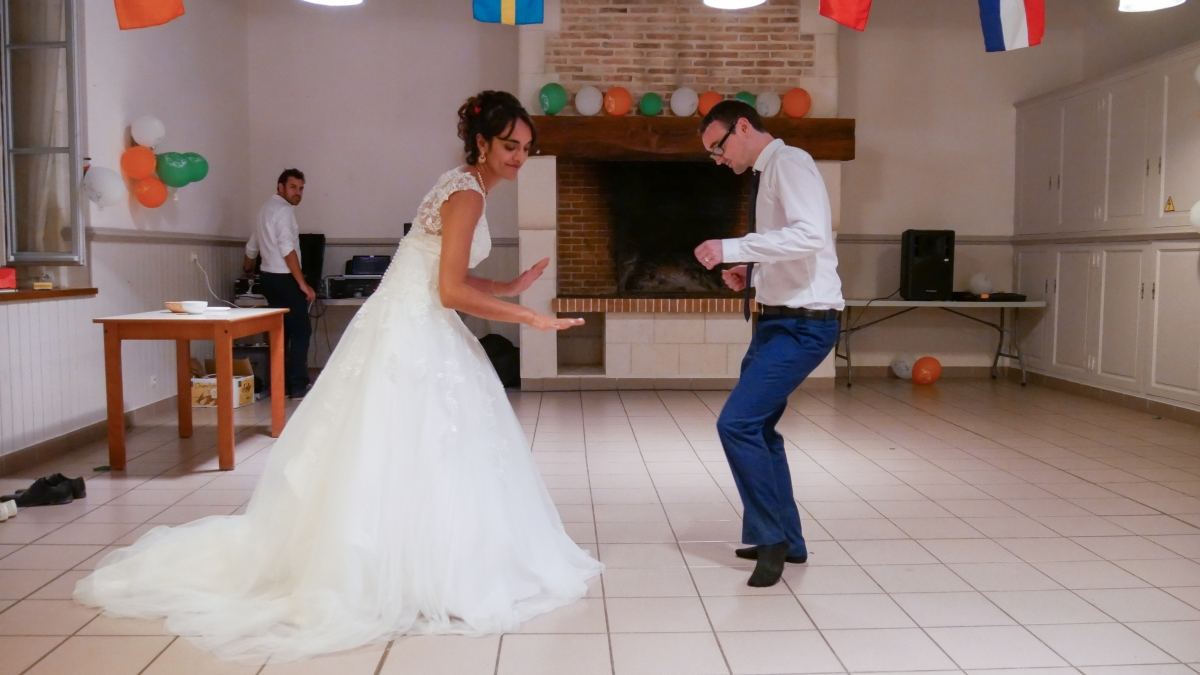 Wedding day - La première danse / The first dance