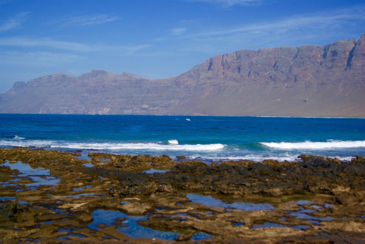 Lanzarote, Canaries : Teguise et Playa Famara
